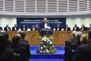 Solemn hearing - Opening of the Judicial Year - 27 January 2017
